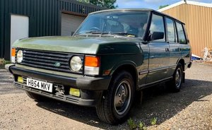 1991 RANGE ROVER VOGUE 4X4 ESTATE