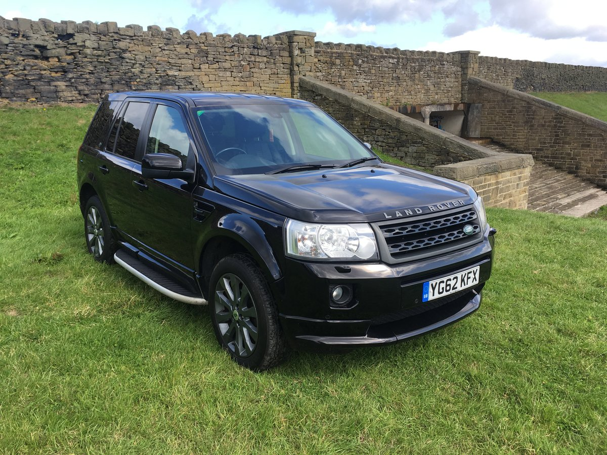 2012 FREELANDER 2 – SD4 AUTO – SPORT LE SOLD (picture 1 of 10)