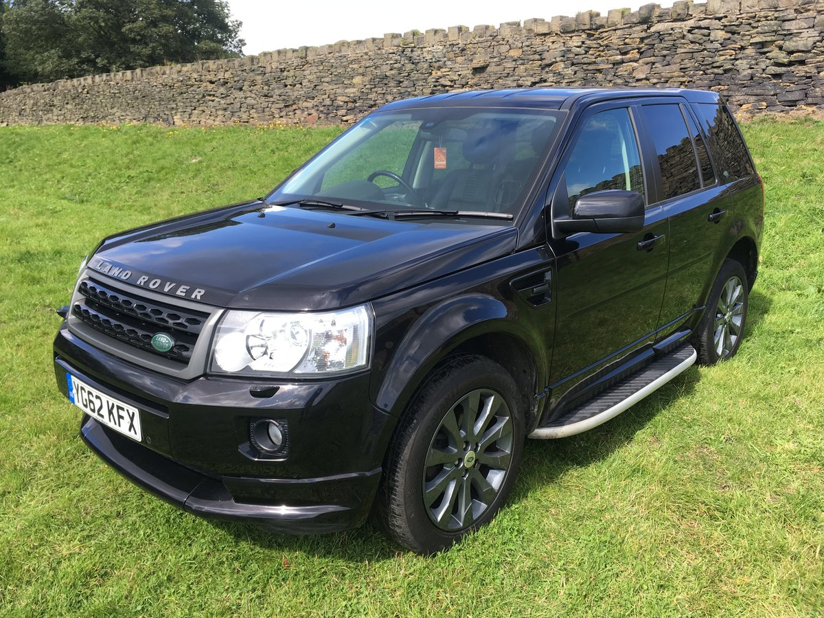 2012 FREELANDER 2 – SD4 AUTO – SPORT LE SOLD (picture 2 of 10)