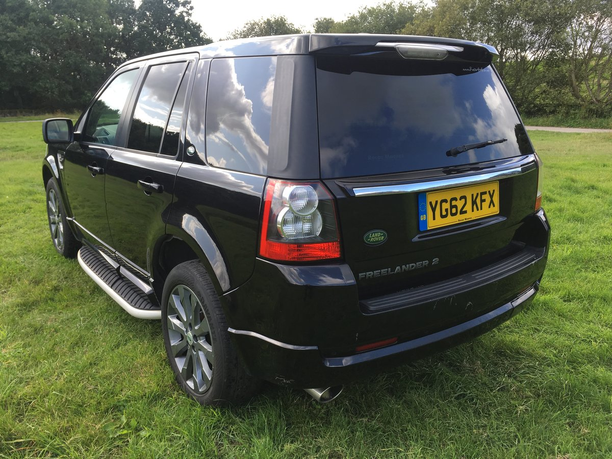 2012 FREELANDER 2 – SD4 AUTO – SPORT LE SOLD (picture 3 of 10)