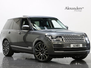 2014 14 64 RANGE ROVER VOGUE  AUTO For Sale