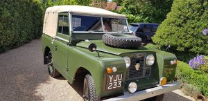 1961 Series 2 excellent condition 4 owners MOT exempt For Sale