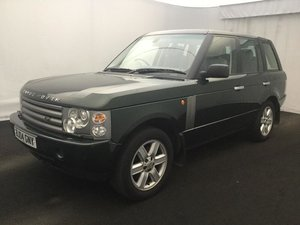 2004 RANGE ROVER VOGUE 4.4 V8 AUTO FSH EPSOM GREEN For Sale