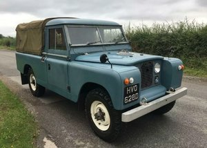 Land Rover Series 2A 109 2.25 Diesel, 1 Family own