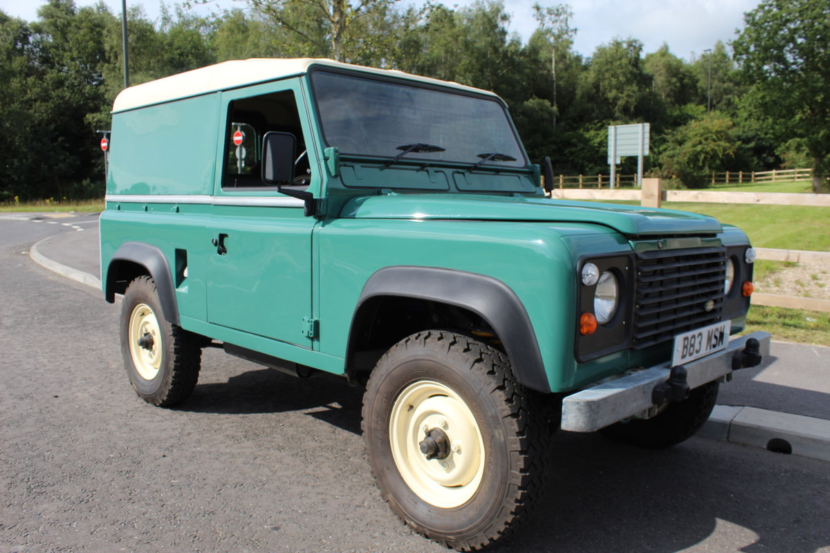 1985 Land Rover 90   Fully Rebuilt Over The Past 3 Years For Sale (picture 1 of 6)