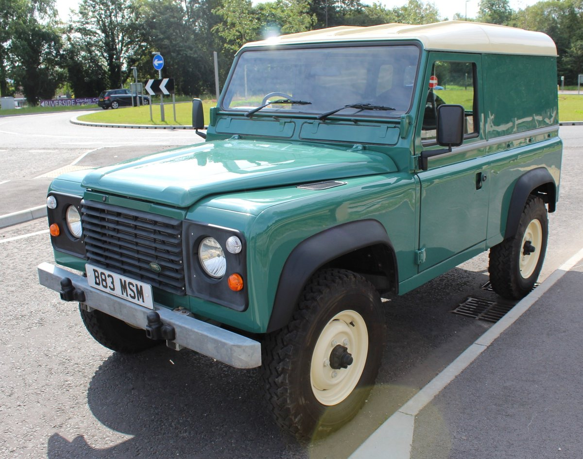 1985 Land Rover 90   Fully Rebuilt Over The Past 3 Years For Sale (picture 4 of 6)