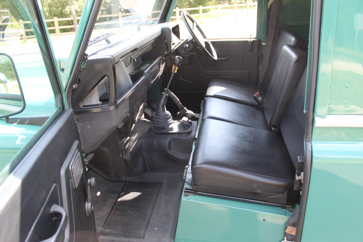 1985 Land Rover 90   Fully Rebuilt Over The Past 3 Years For Sale (picture 5 of 6)
