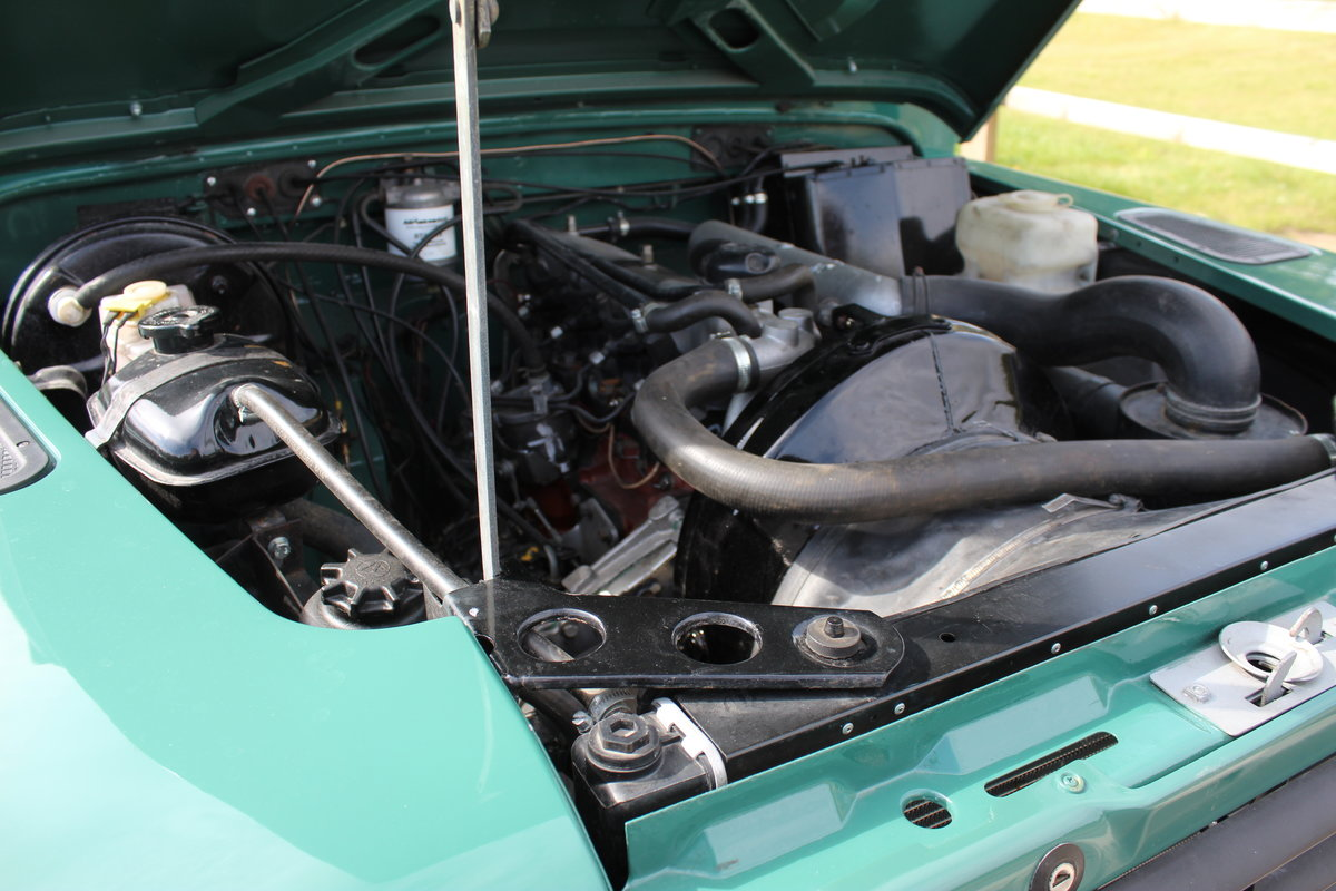 1985 Land Rover 90   Fully Rebuilt Over The Past 3 Years For Sale (picture 6 of 6)