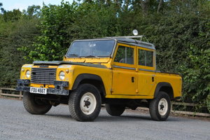 1979 Land Rover Defender 110 Prototype No.2