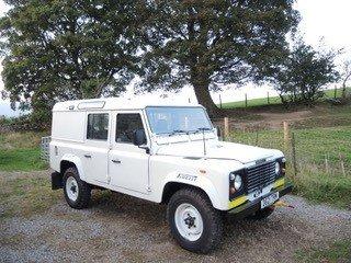 1986 Land Rover 110 V8