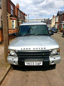 2003 LAND ROVER DISCOVERY ADVENTURER LE For Sale