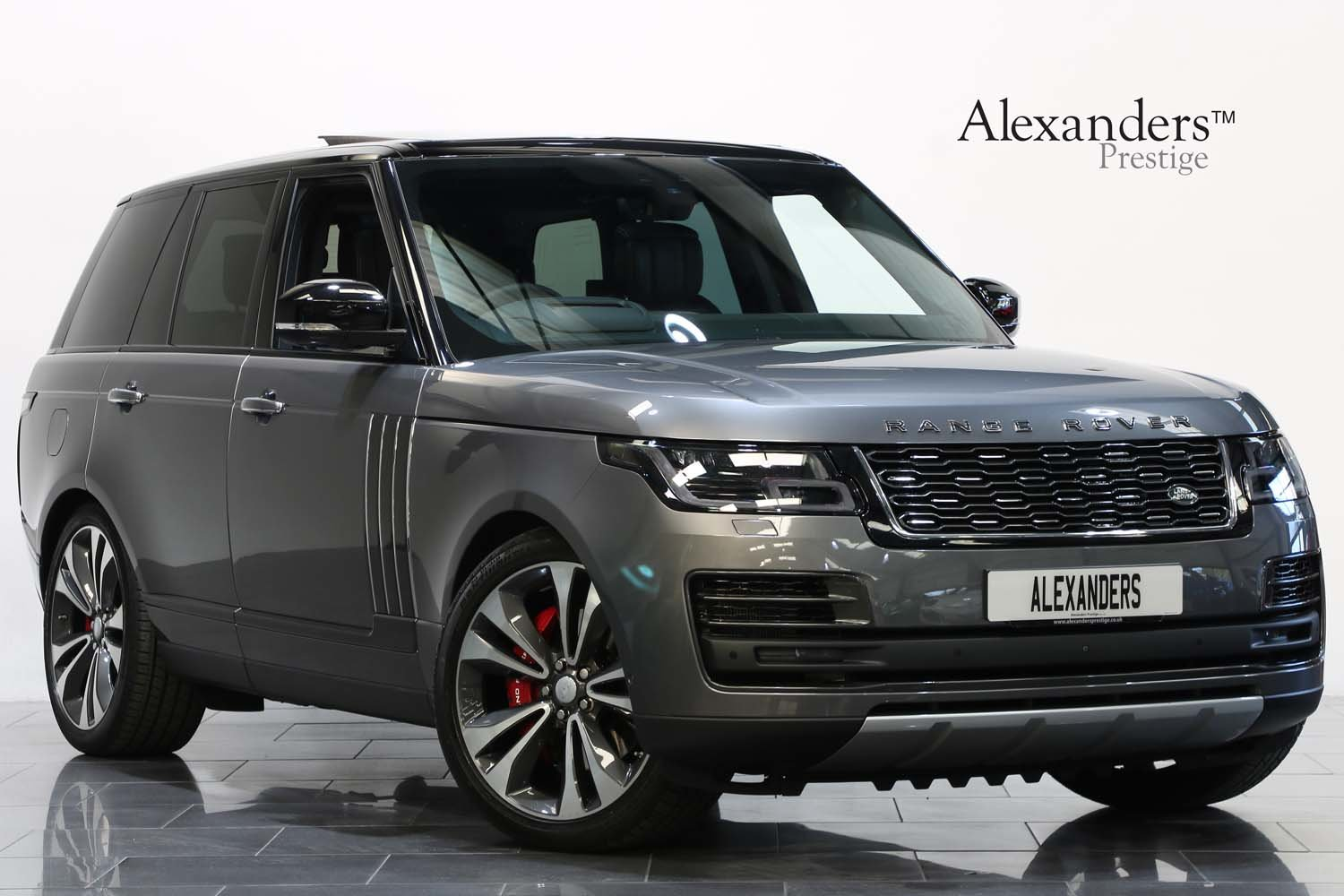 2018 18 68 RANGE ROVER SV AUTOBIOGRAPHY DYNAMIC AUTO For Sale (picture 1 of 6)