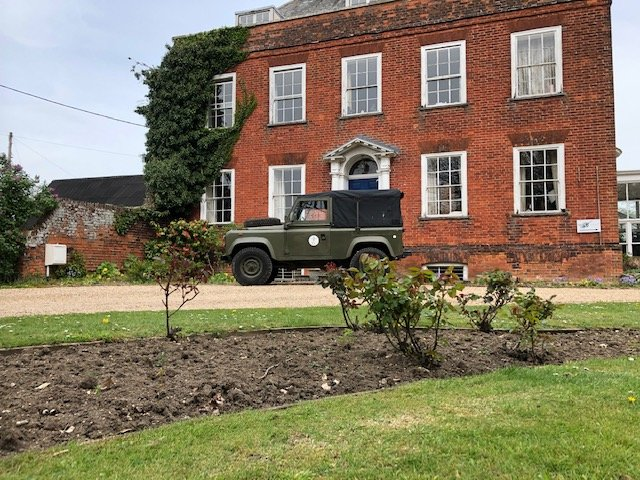 1990 Landrover Defender Military FFR For Sale (picture 22 of 24)