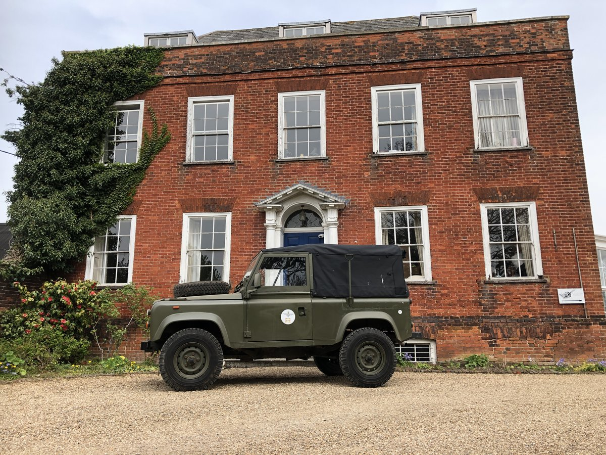 1990 Landrover Defender Military FFR For Sale (picture 23 of 24)
