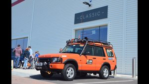 2003 Land Rover Discovery G4 For Sale