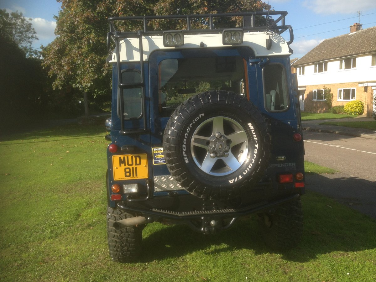 2001 Land Rover Defender 90 TD5 For Sale (picture 4 of 6)