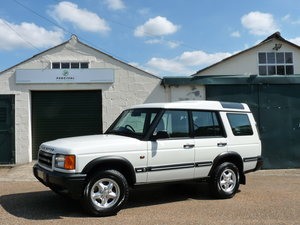 2003 Land Rover Discovery 2 4.0 V8i, three owners, SOLD For Sale
