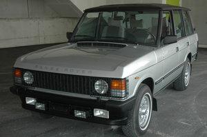 1986 Range Rover 3.5i Vogue For Sale