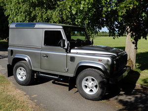 2011 2001 Land Rover Defender 90 County Hard Top For Sale