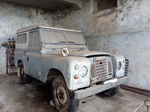 1980 LAND ROVER SÉRIE III For Sale