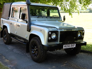 2006 Land Rover 110 Xs Double Cab