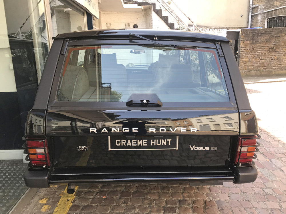 1994 Range Rover Classic Vogue SEa - *NEW PRICE* SOLD (picture 9 of 24)