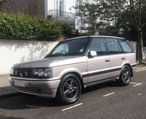 2002 Range Rover 4.0 Westminster - 69.500 miles only For Sale