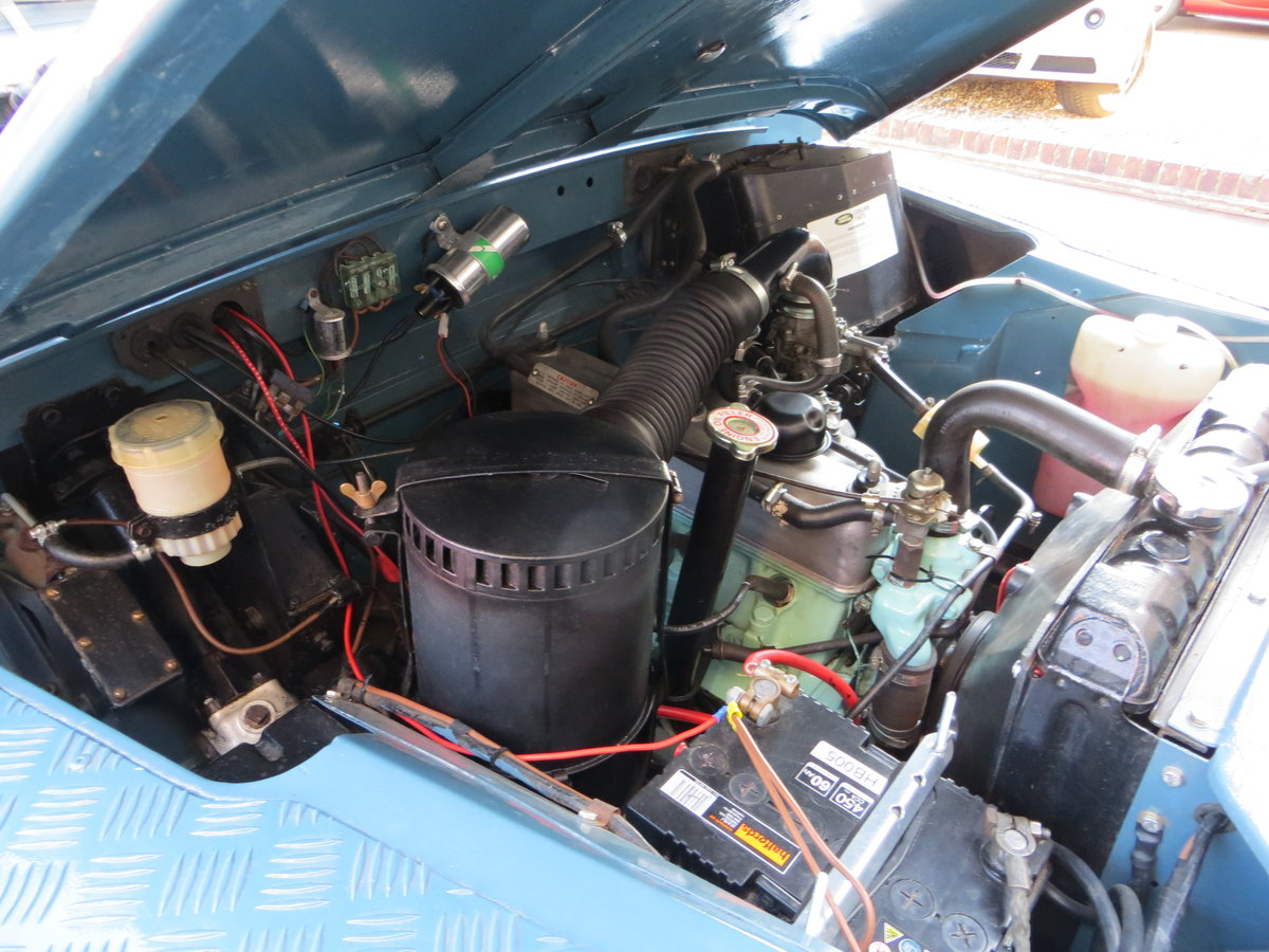 1960 Landrover Series 3 / 109 – 2,286cc Petrol SOLD (picture 3 of 6)
