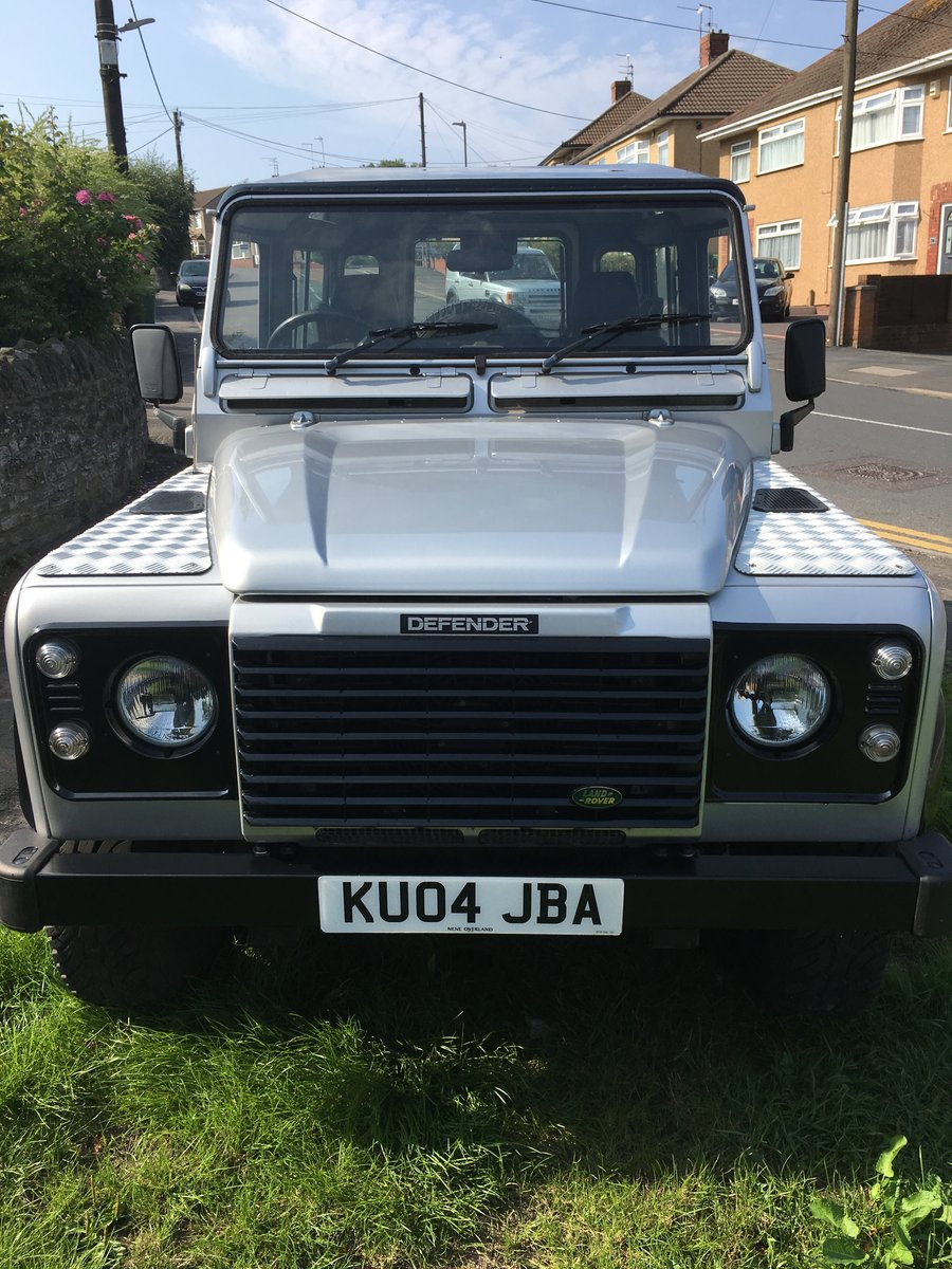 2004 Defender 90 XS For Sale (picture 1 of 6)