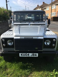 2004 Defender 90 XS For Sale