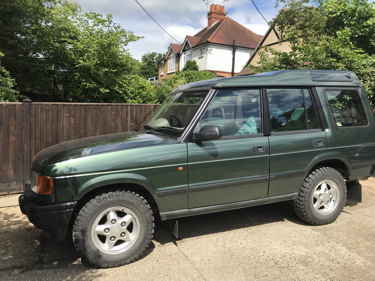 1994 LandRover Discovery 1 300tdi  SOLD (picture 1 of 6)