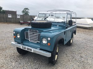 1980 Land Rover® Series 3 *Bond Edition* (SUR) For Sale