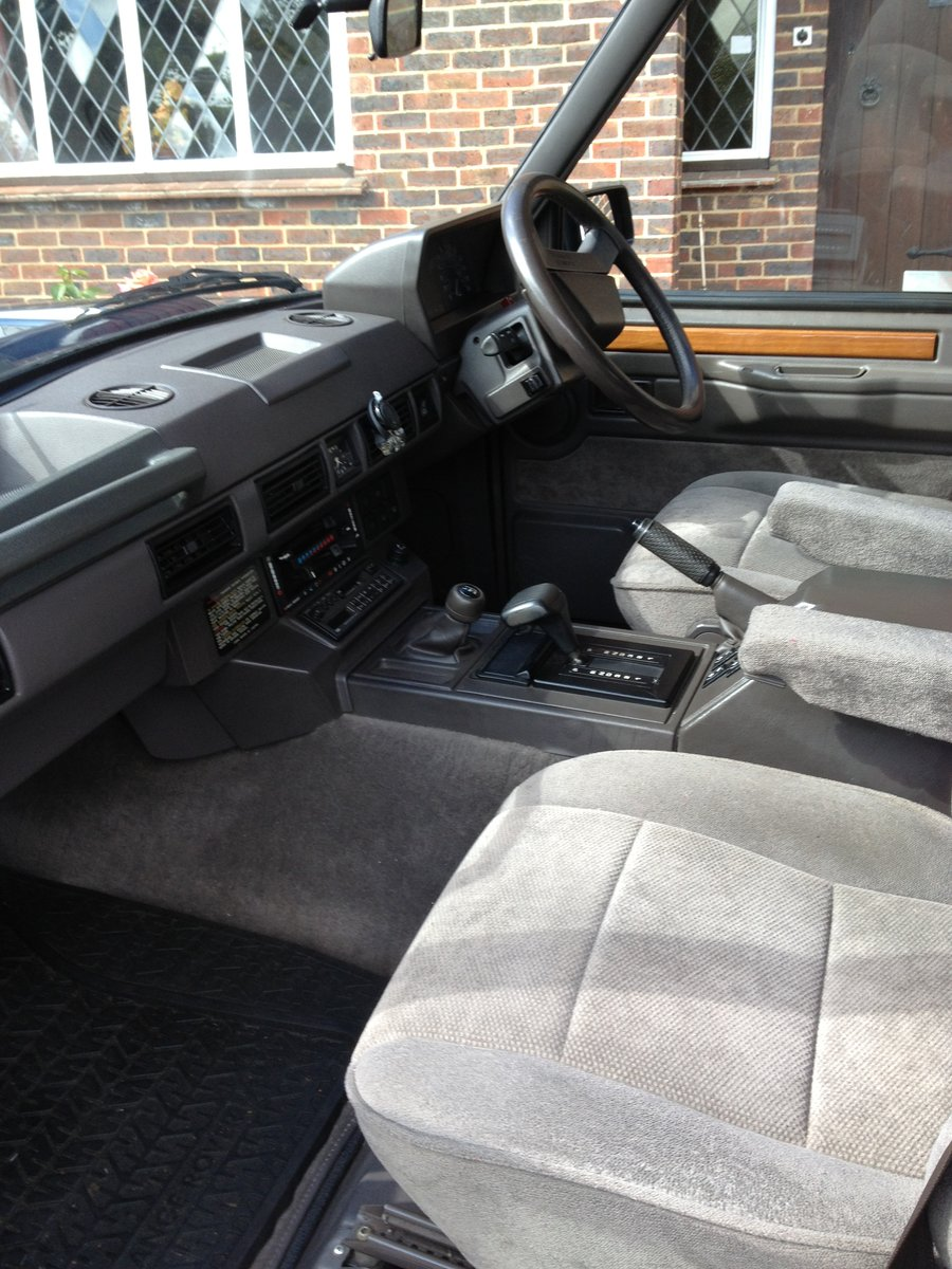1990 Range Rover Vogue 3.9 V8 For Sale (picture 5 of 5)