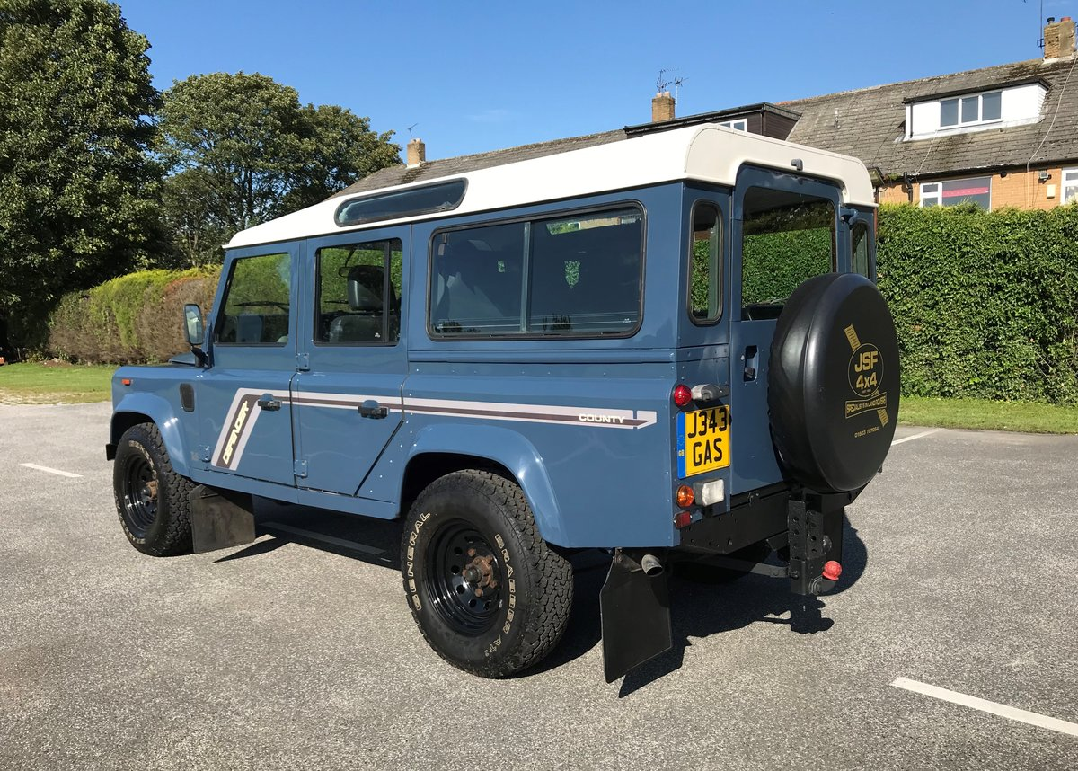1992 DEFENDER 110 COUNTY SW Tdi *USA EXPORTABLE* STUNNING EXAMPL  For Sale (picture 6 of 6)