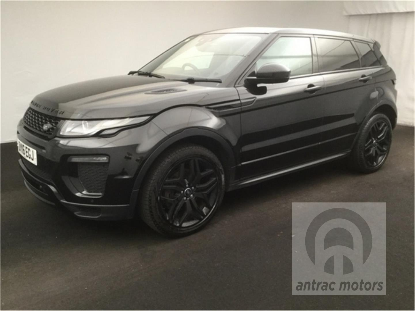 2016 Land Rover Range Rover Evoque 2.0Td4 ( 180bhp ) 4X4 Aut For Sale (picture 1 of 6)