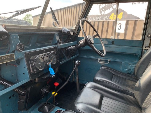 1959 Land Rover® Series 2 *Galvanised Chassis Ragtop* (PSK) For Sale (picture 5 of 6)
