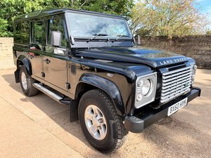 superb 2010 Defender 110 TDCi XS utility wagon+39000m SOLD