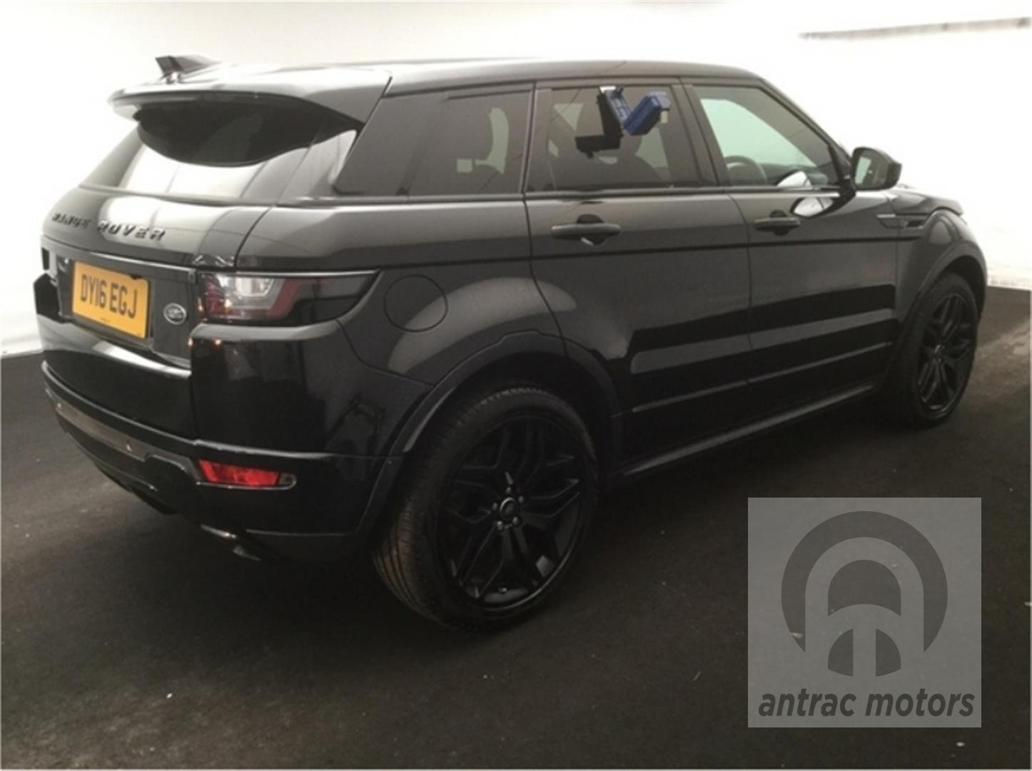 2016 Land Rover Range Rover Evoque 2.0Td4 ( 180bhp ) 4X4 Aut For Sale (picture 3 of 6)