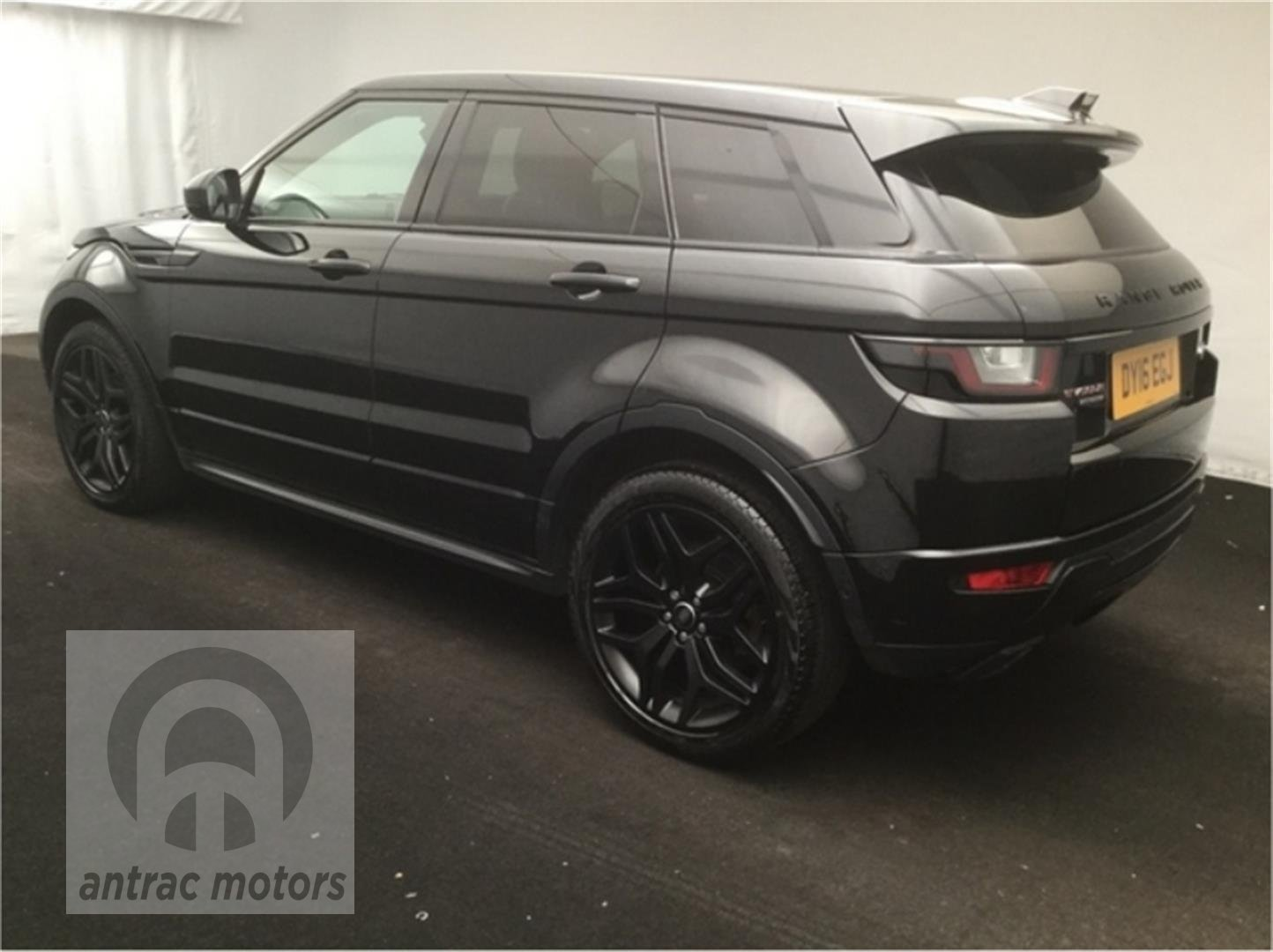 2016 Land Rover Range Rover Evoque 2.0Td4 ( 180bhp ) 4X4 Aut For Sale (picture 4 of 6)