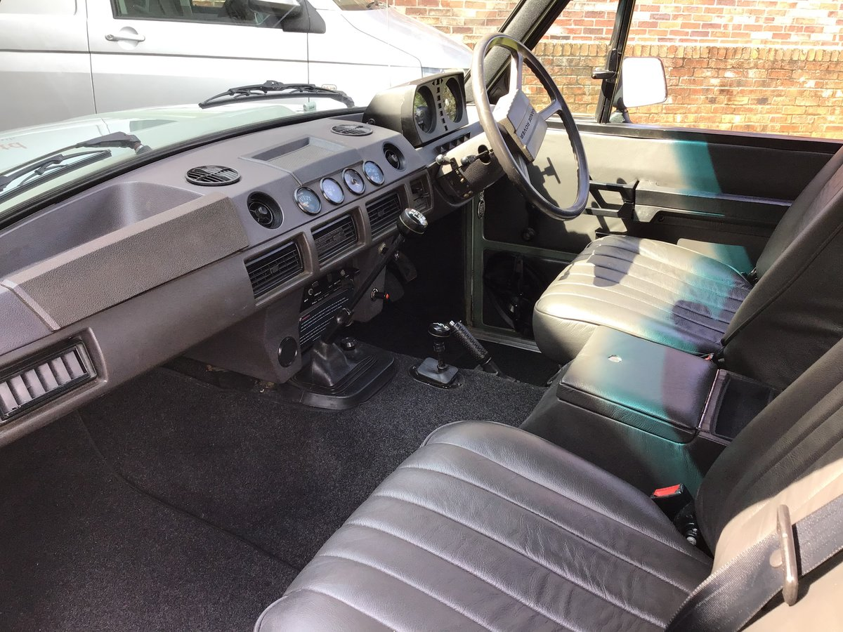 1982 Range Rover 2 Door  For Sale (picture 6 of 6)