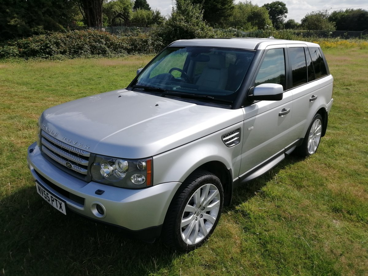 2005 Range Rover 4.2 V8 Supercharged For Sale (picture 1 of 6)