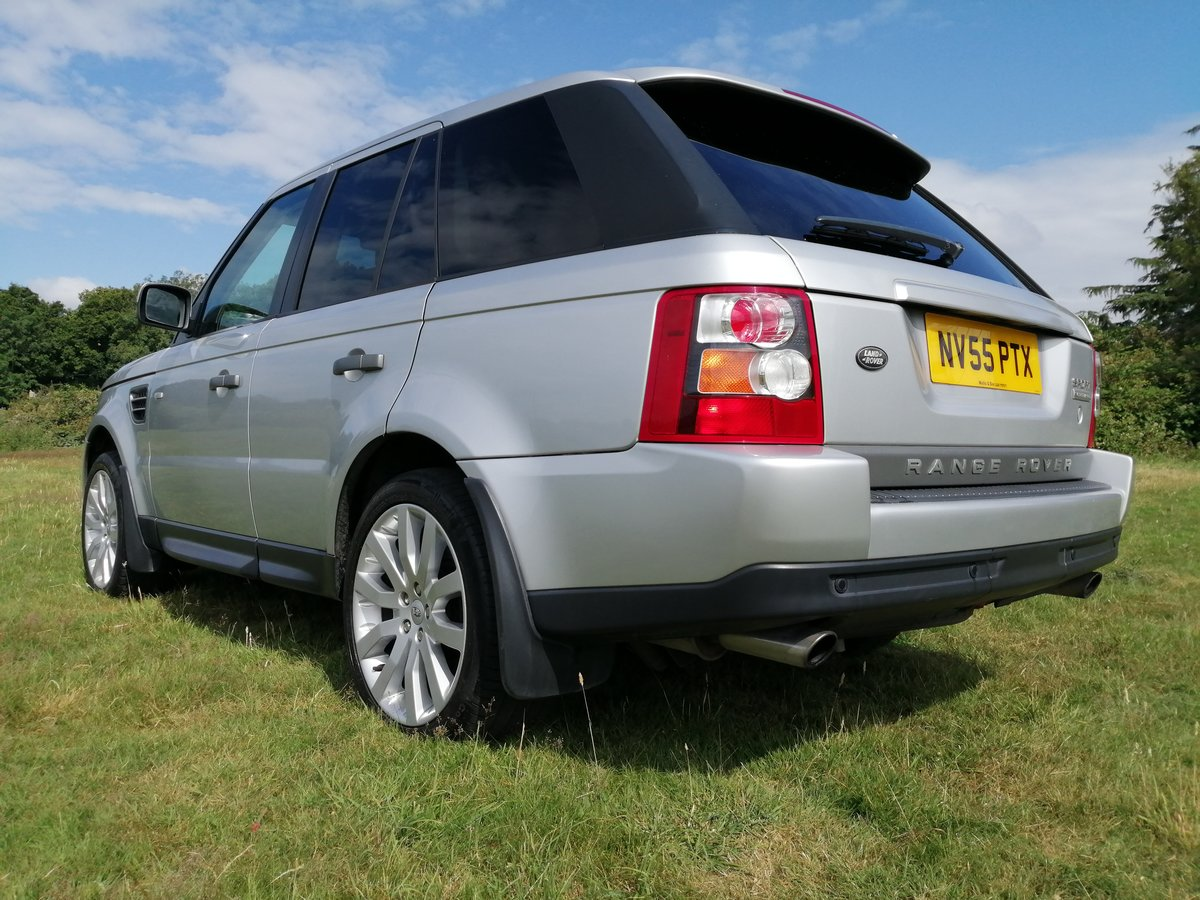 2005 Range Rover 4.2 V8 Supercharged For Sale (picture 2 of 6)