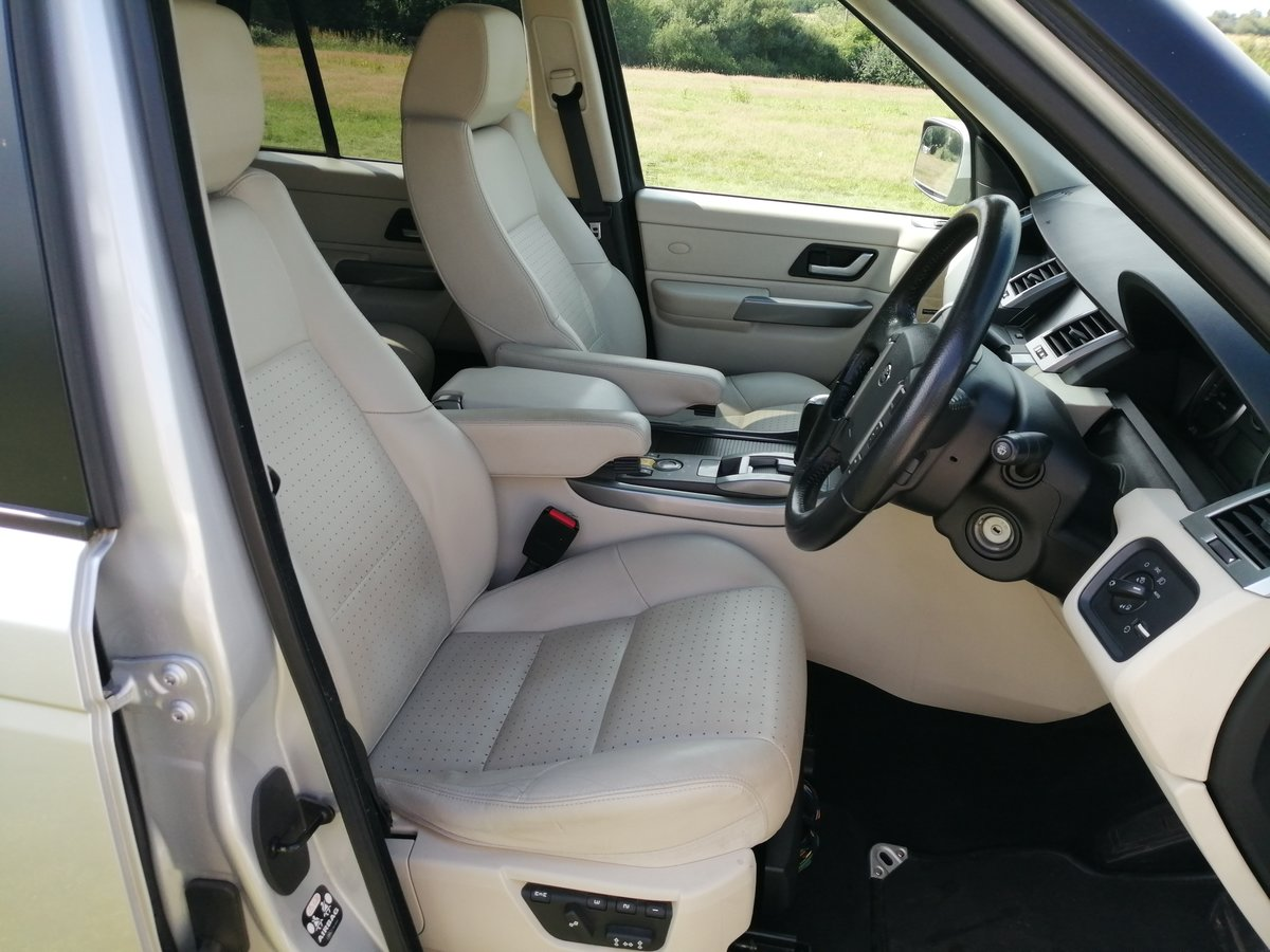 2005 Range Rover 4.2 V8 Supercharged For Sale (picture 3 of 6)