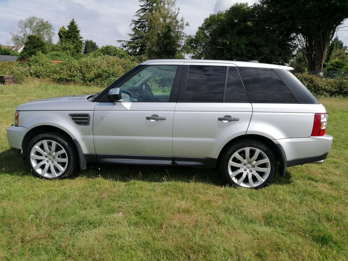 2005 Range Rover 4.2 V8 Supercharged For Sale (picture 5 of 6)