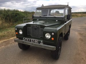 1971 Land Rover ® Series 2a *Galvanised Chassis* (TKY) For Sale