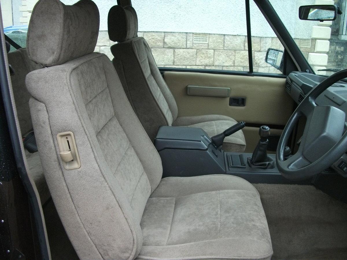 1990 Range Rover 2 door classic RHD For Sale (picture 4 of 6)