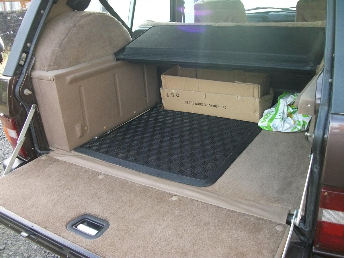 1990 Range Rover 2 door classic RHD For Sale (picture 6 of 6)