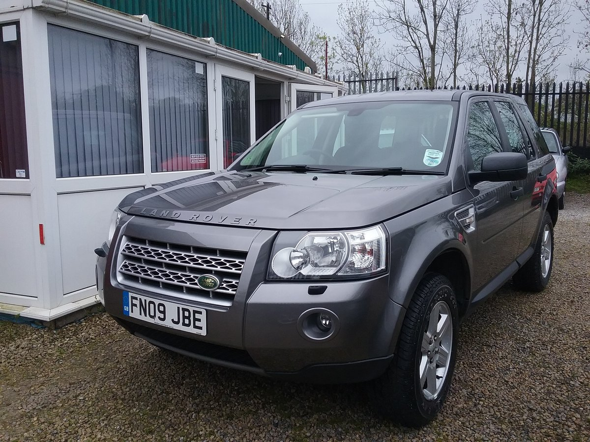 2009 Land Rover Freelander 2.2 TD4 GS For Sale (picture 1 of 6)
