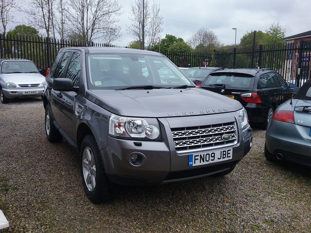 2009 Land Rover Freelander 2.2 TD4 GS For Sale (picture 2 of 6)
