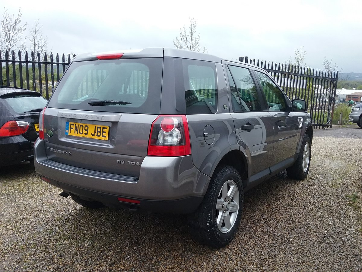 2009 Land Rover Freelander 2.2 TD4 GS For Sale (picture 3 of 6)